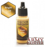 Краска The Army Painter: Bright Gold (WP1144)