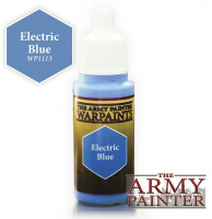 Краска The Army Painter: Electric Blue (WP1113)