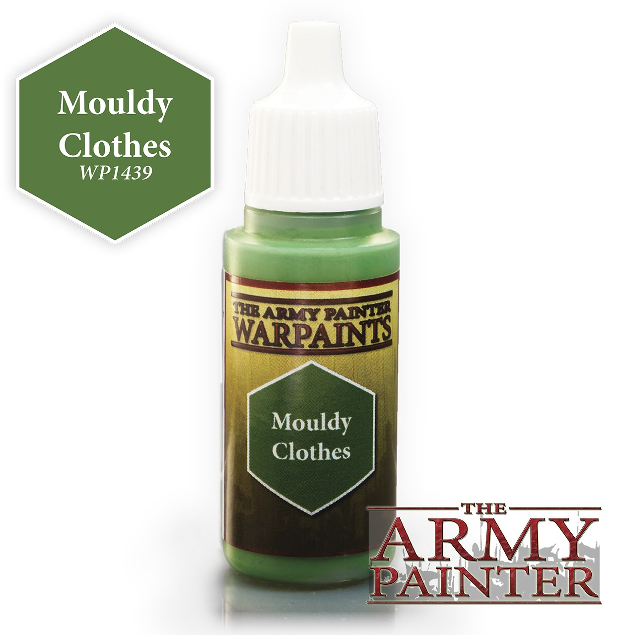 Краска The Army Painter: Mouldy Clothes (WP1439)