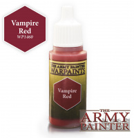 Краска The Army Painter: Vampire Red (WP1460)