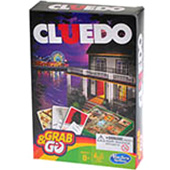 Клуэдо дорожная (Travel Cluedo 2015)